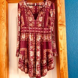 Free People Dress, Size Small